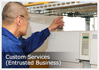 Custom Services  (Entrusted Business)
