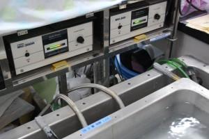 超音波容器洗浄